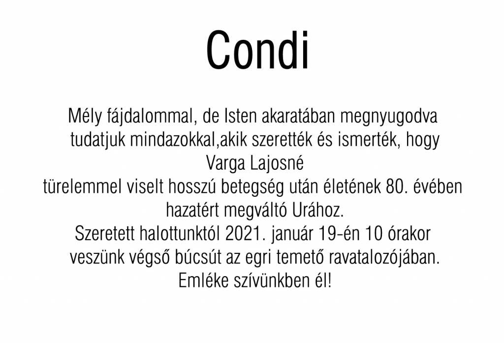Condi
